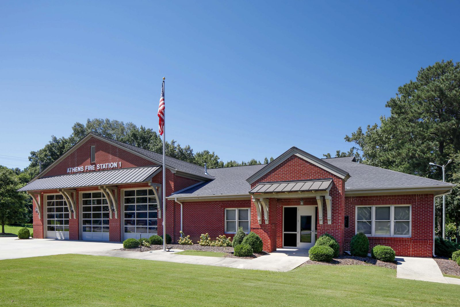 Athens Fire Station #1