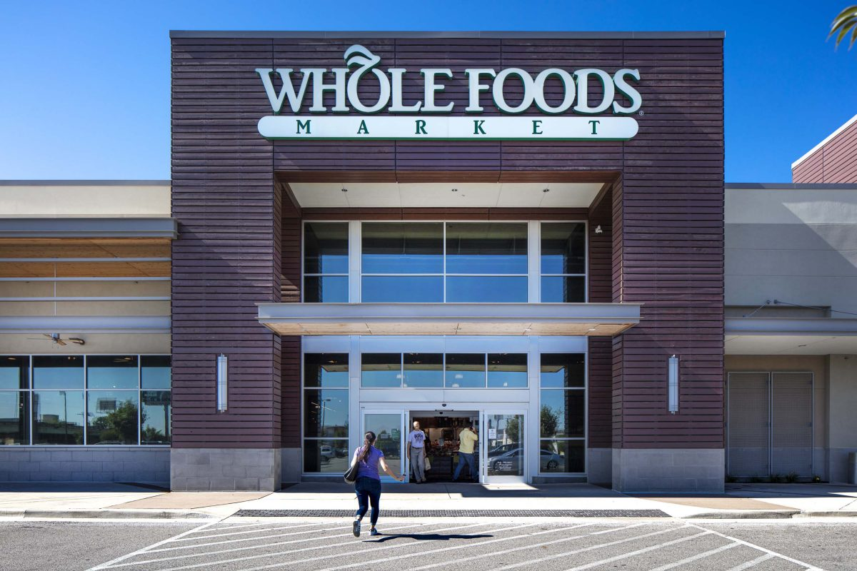 "Merchant's Walk and Whole Foods for  CMH Architects  Merchants Walk 2400 Commerce Ct SW, Huntsville, AL 35801 (Center faces both east and south… ""L"" shaped). Contact: Jessica Partington (256) 489-4157 ext. 107"