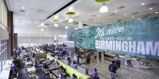 UAB Dining Hall Renovation