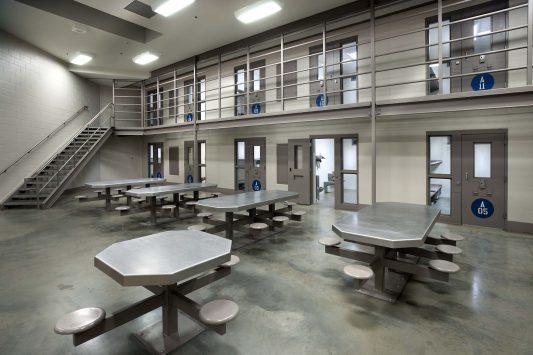 Anniston Justice Center   Justin Sollohub Judicial Center