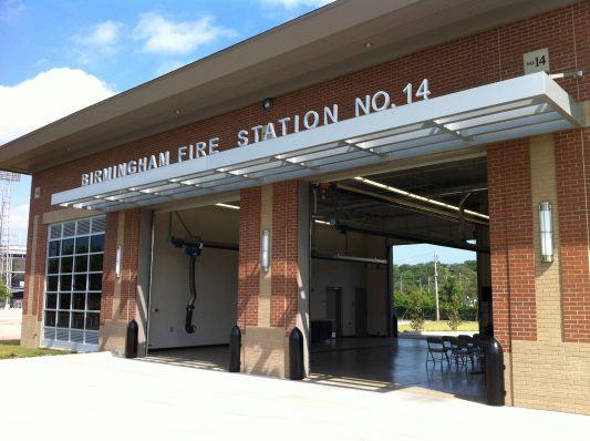Birmingham Fire Station #14